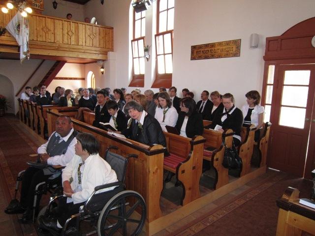 gyülekezeti modellek, fogyatékosügy