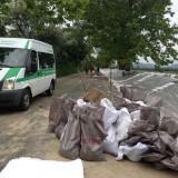 Igyekszünk a katasztrófák során is segíteni